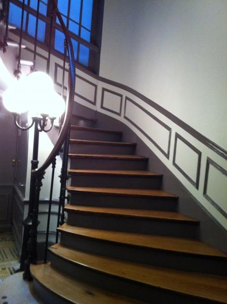 r novation cage d 39 escaliers paris 75 ile de france. Black Bedroom Furniture Sets. Home Design Ideas